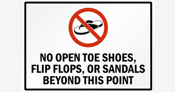 931ebf8364a5 What Is Wrong With Flip-Flops  Why Are They Socially Unacceptable