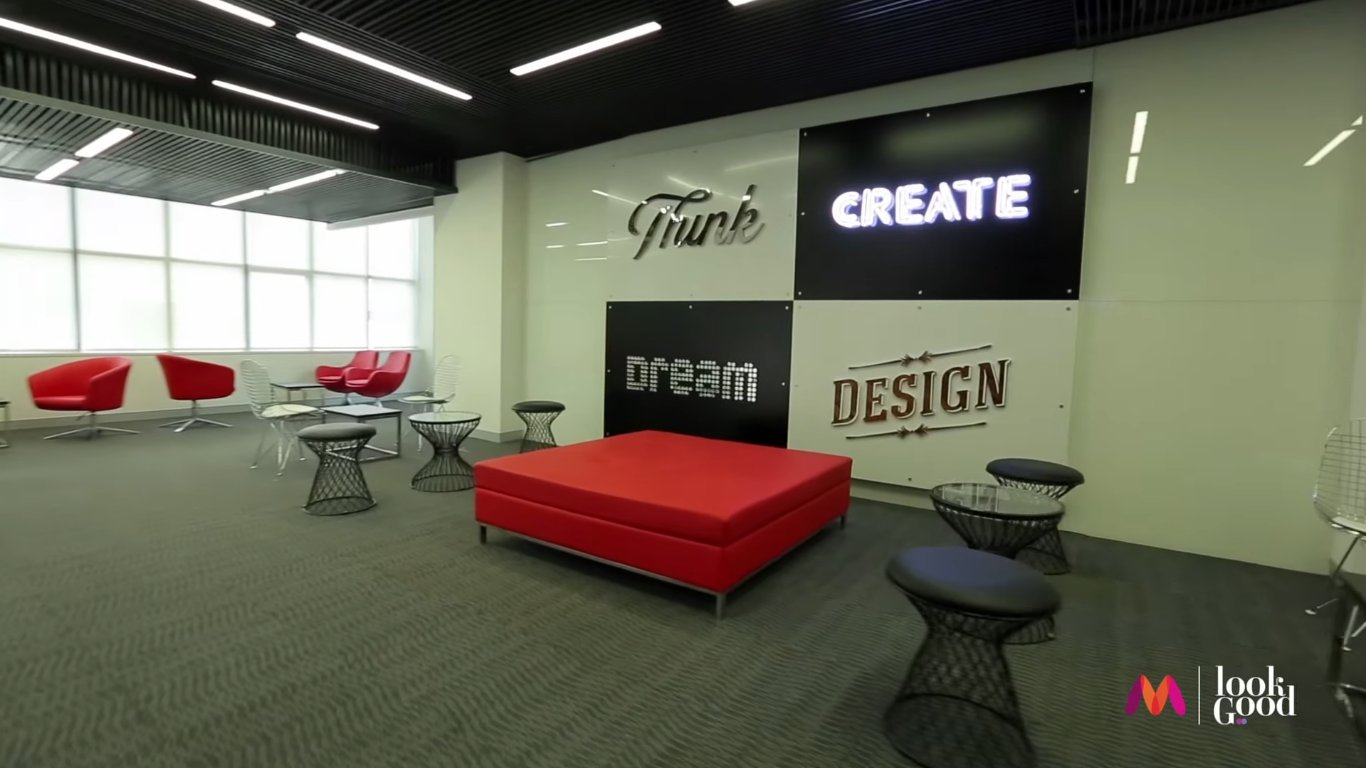 15 Offices With Uber Cool Chill-Out Zones That\'ll Make You Feel Bad ...