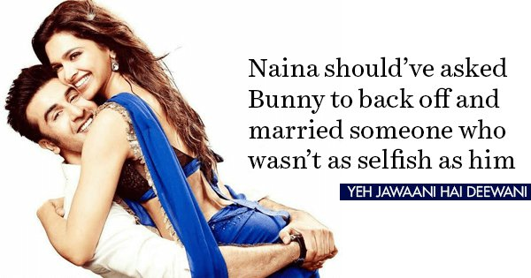 10 Bollywood Movies Where The Girl Ended Up With The Wrong Guy