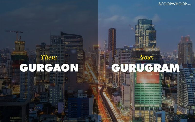 gurgaon isn�t alone here�s a look at 9 other cities that