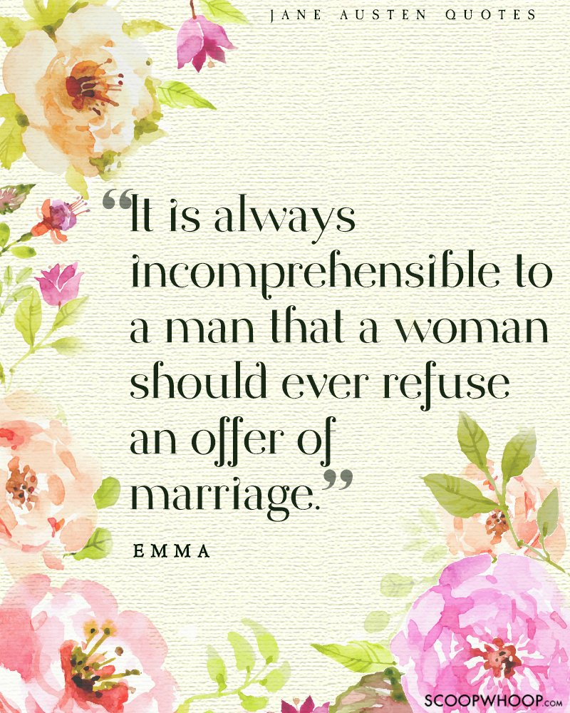 15 Badass Quotes By Jane Austen That Should Be In Every Womans Rulebook