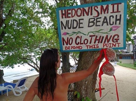 Nude beach around the world