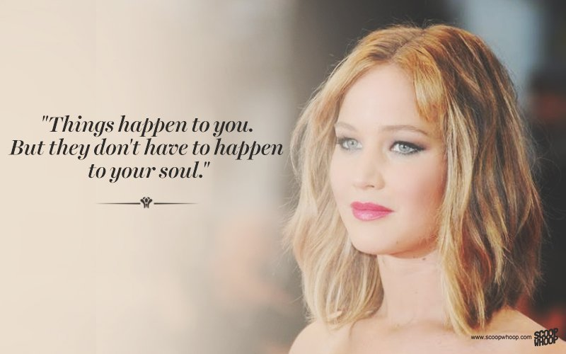 24 Times When Jennifer Lawrence Was Spot On About Love