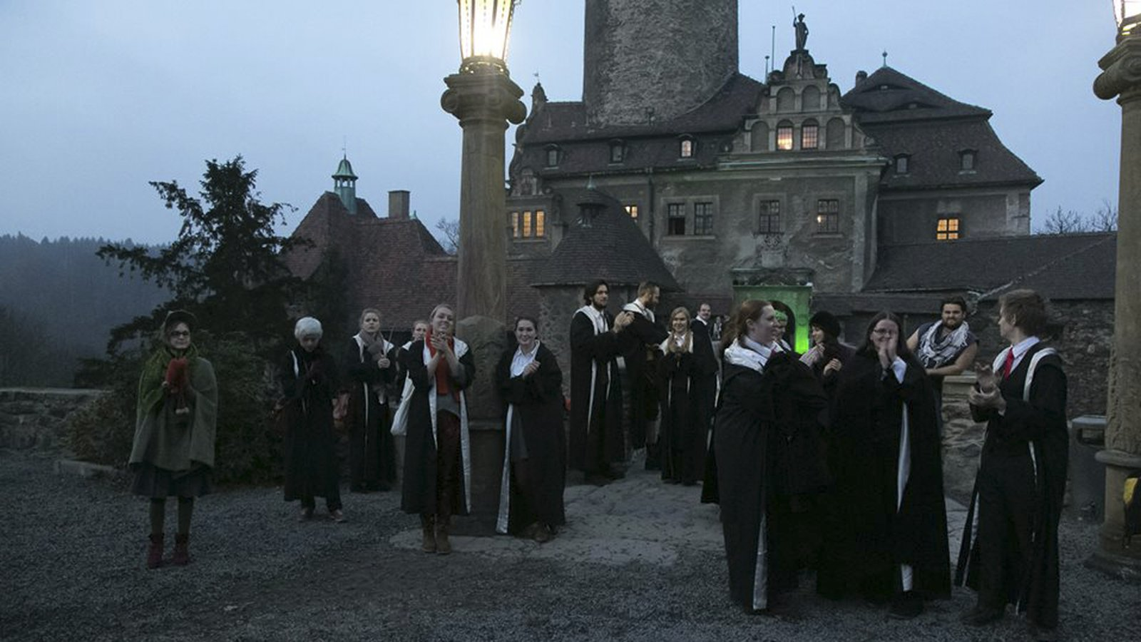 You Can Now Enroll In Real Life Hogwarts And Study Spells