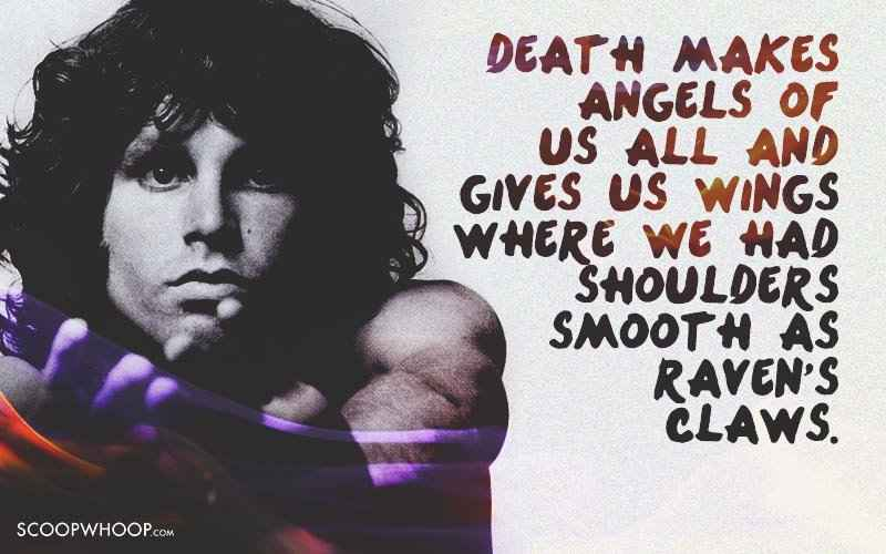 Jim Morrison Quotes Best 48 Beautiful Quotes By Jim Morrison To Help You Light Your Fire