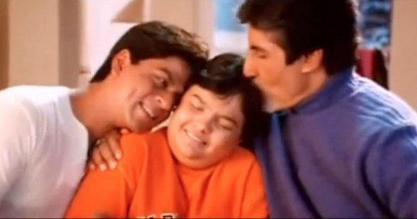 Remember Ladoo from K3G? The Actor Who Played SRK's Baby ...