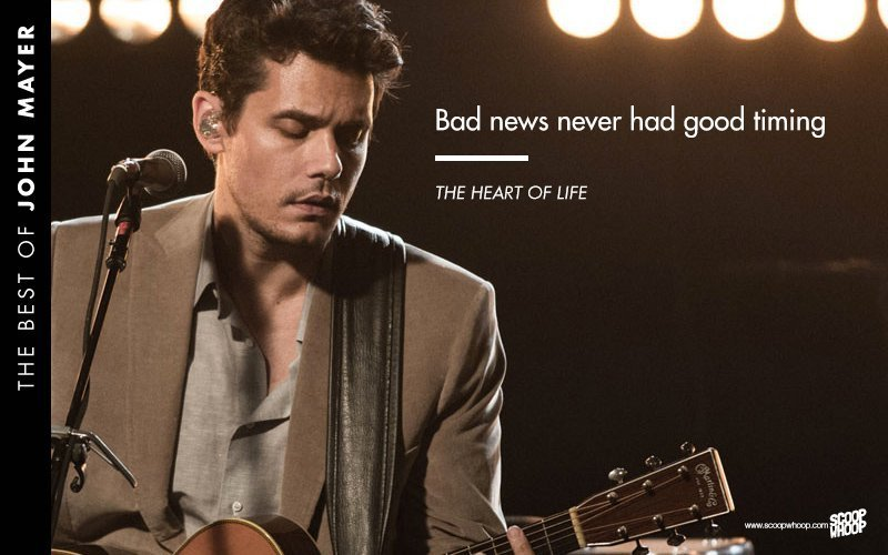 23 John Mayer Song Lyrics That Will Take You Where The Light Is