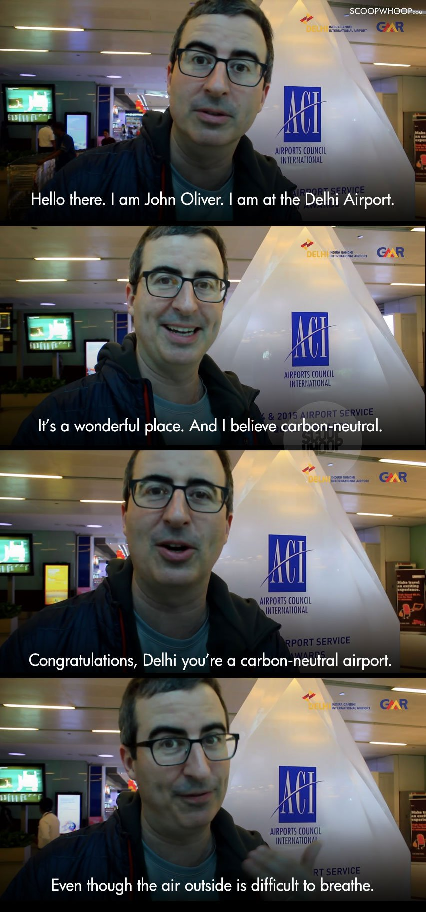 10 Times John Oliver Dropped Truth Bombs About India Made Us Feel Super Existential