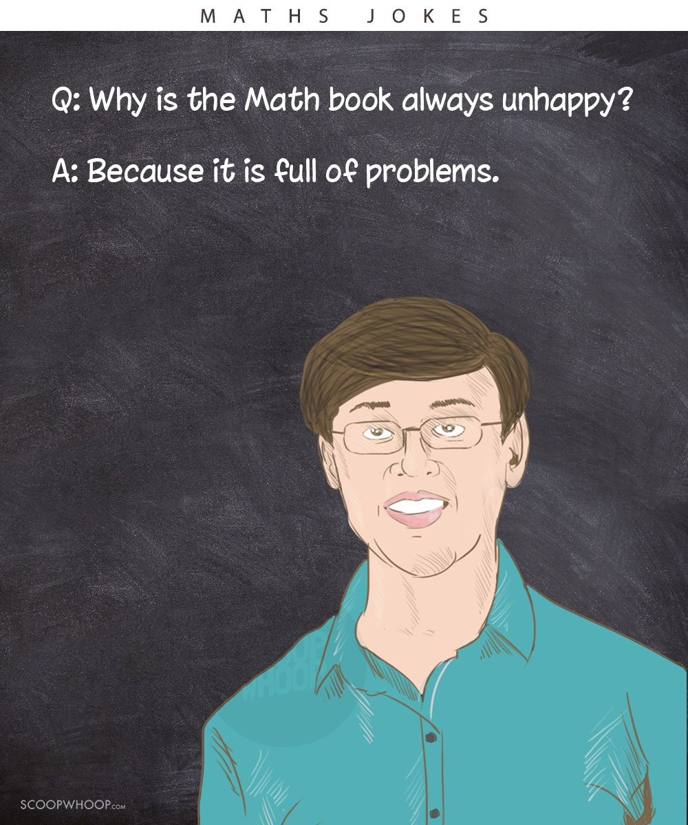 12 Hilarious Maths Jokes You Will Totally Get Even If You
