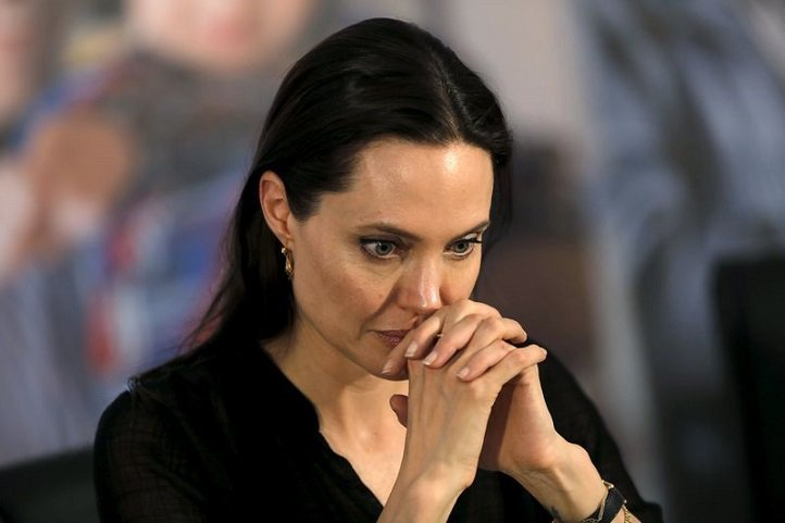 Angelina Jolie's Powerful Speech Urges UN To Focus On ISIS' Cruel Rape Practices