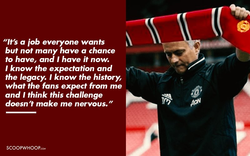 Back With A Bang The Most Epic Quotes From Mourinho S First Man Utd Press Conference