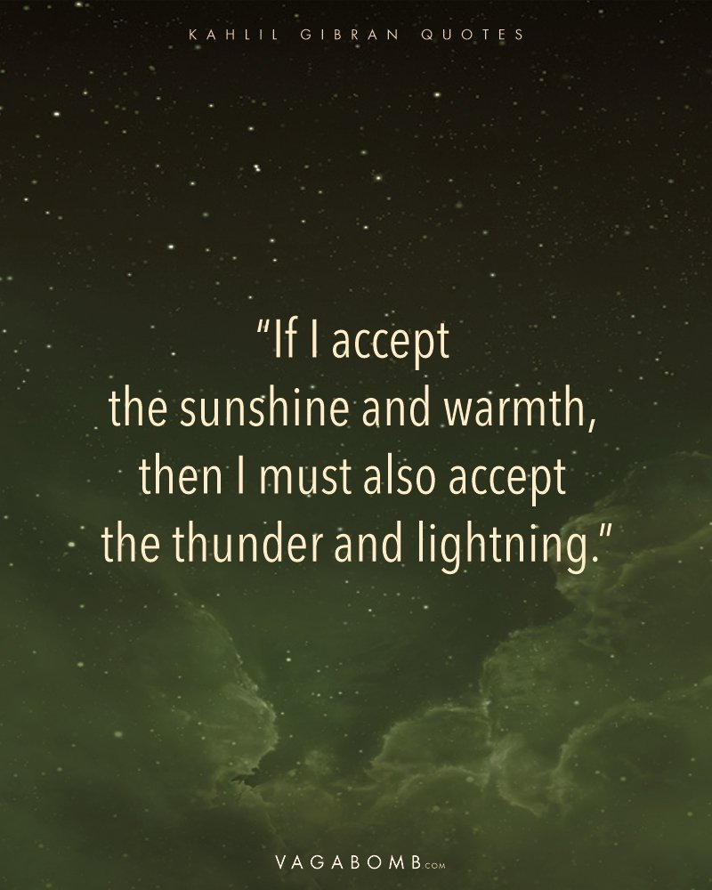 Quotes About Love: 14 Kahlil Gibran Quotes That'll Change The Way You Look At