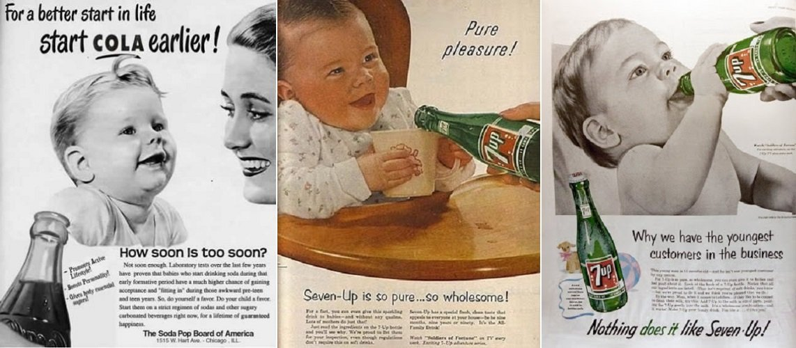 If Youre Scared Of Kids, These Creepy Ones From Vintage Ads Will Scar You For Life