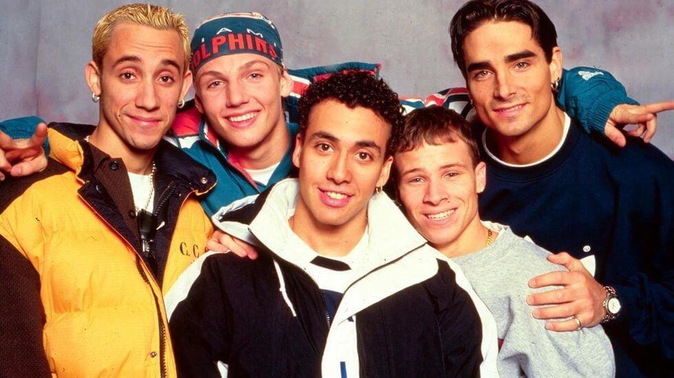 The Backstreet Boys Finally Admit That The Lyrics To 'I Want