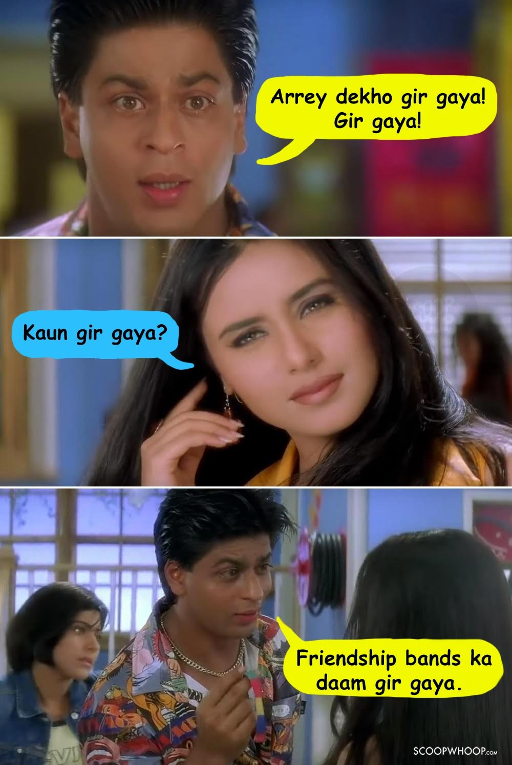 If Kuch Kuch Hota Hai Were Made By Anurag Kashyap It Would Ve