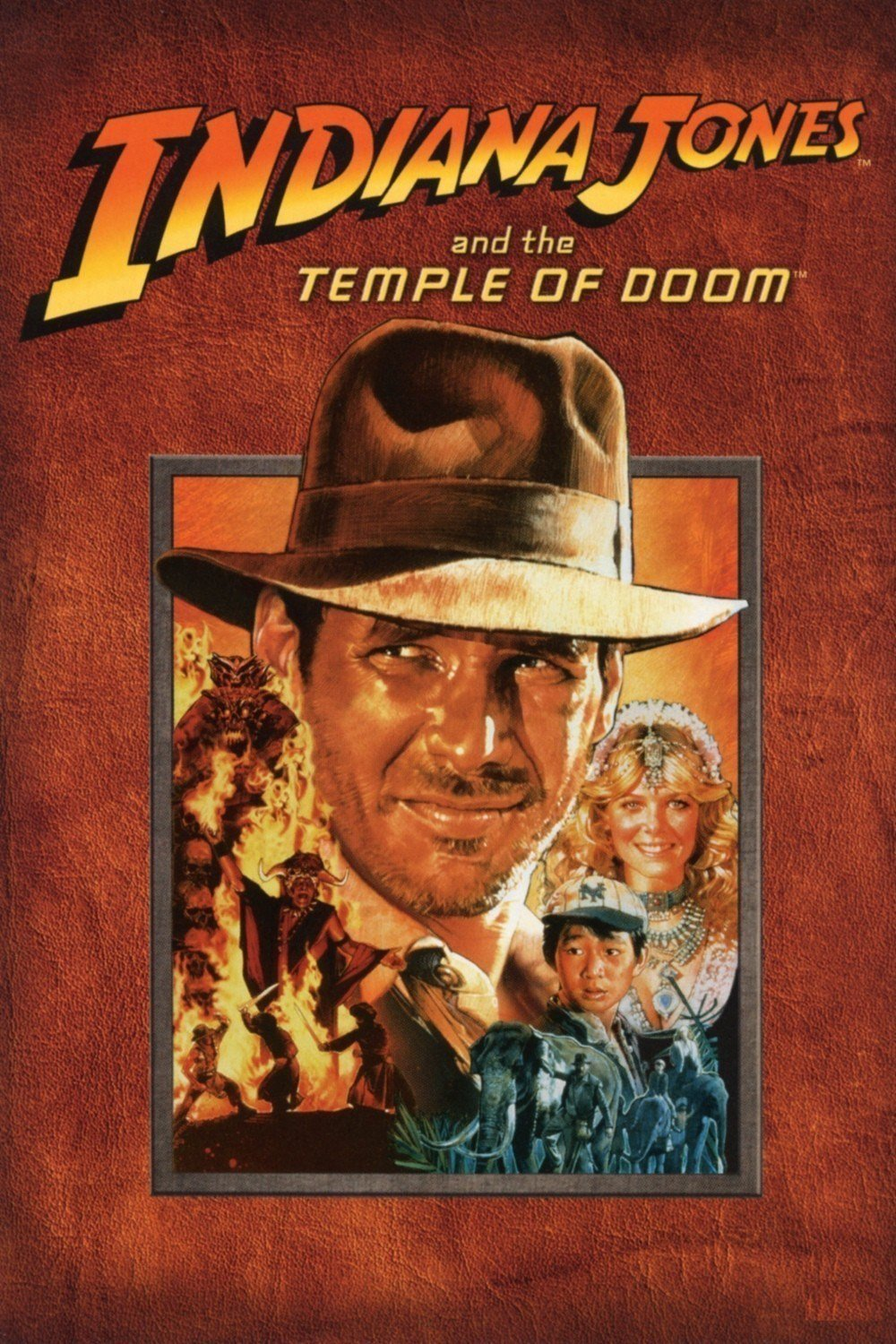 9. Indiana Jones and the Temple of Doom (1984)