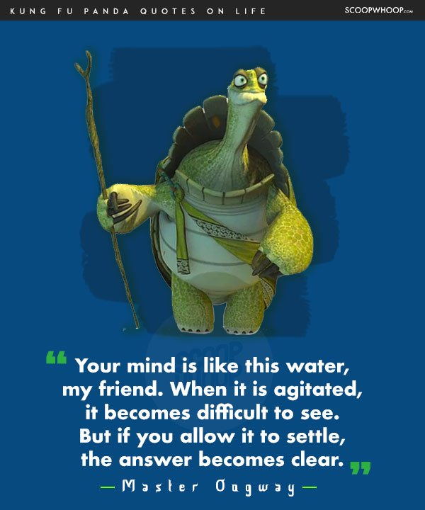 14 life lessons you learn from the infinite wisdom of kung fu panda voltagebd Image collections