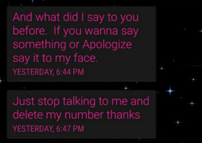 These Heartbreaking Last Messages From Exes Show The Pain