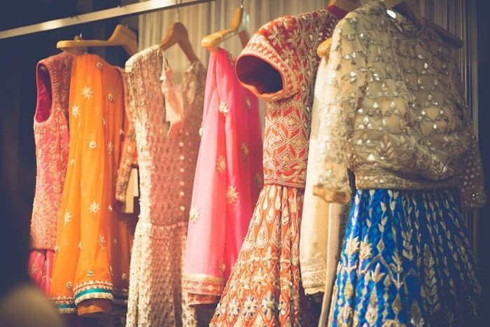 80c664fa6d 30 Stunning Lehengas To Check Out If You Have A Shaadi To Attend This  Wedding Season
