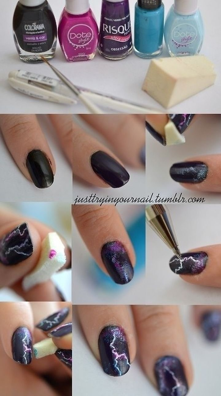 20 Simple & Beautiful Nail Art Ideas You Can Try Out At Home This Season