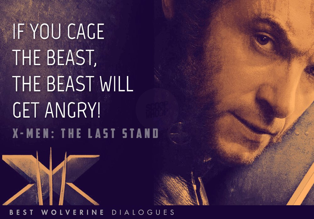 These 10 Wolverine Dialogues Will Make You Want To Go On