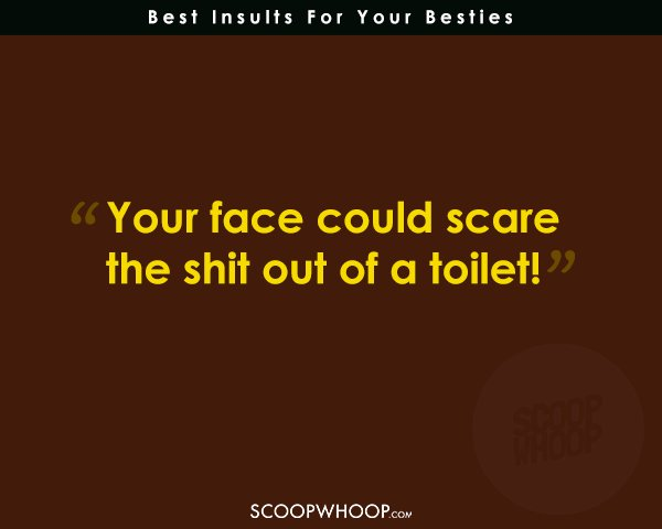 best insult lines