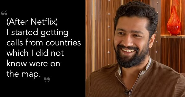 """""""I'm Excited & Equally Scared"""": Vicky Kaushal Opens Up About His Journey From An Actor To A Star"""