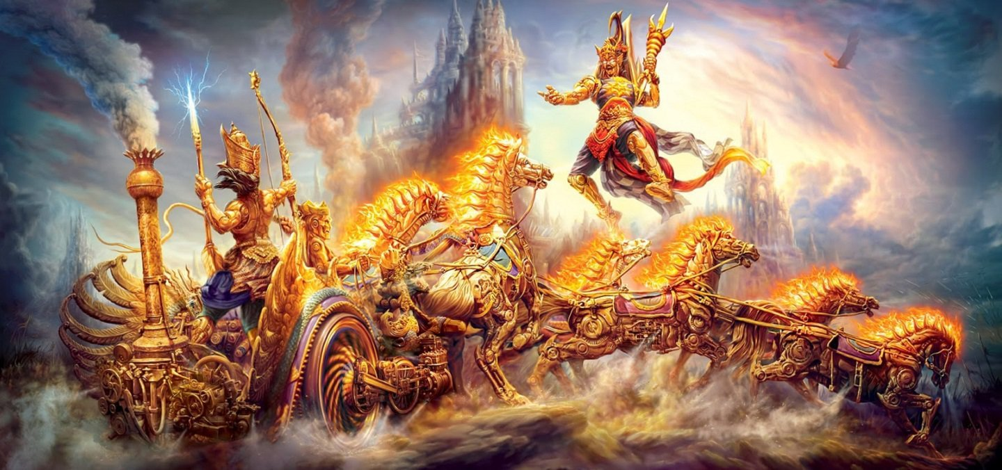 10 most powerful heart wrenching moments from the mahabharata that make it epic saga is