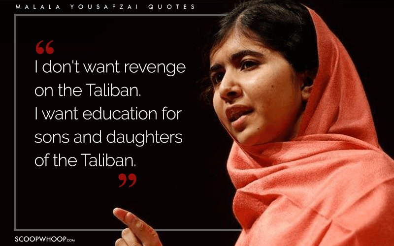 I Am Malala Quotes Pleasing 15 Quotesmalala Yousafzai That Show How The Pen Holds More