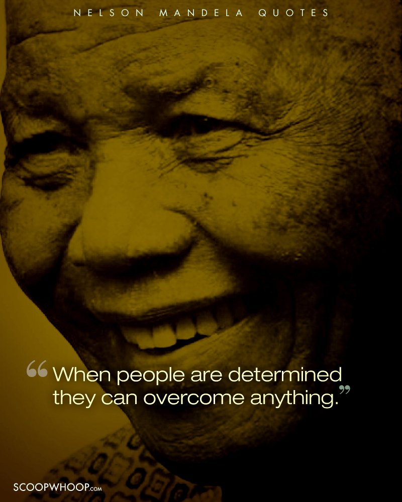 Quotes Nelson Mandela 14 Inspiring Quotesnelson Mandela That Teach Us The Importance