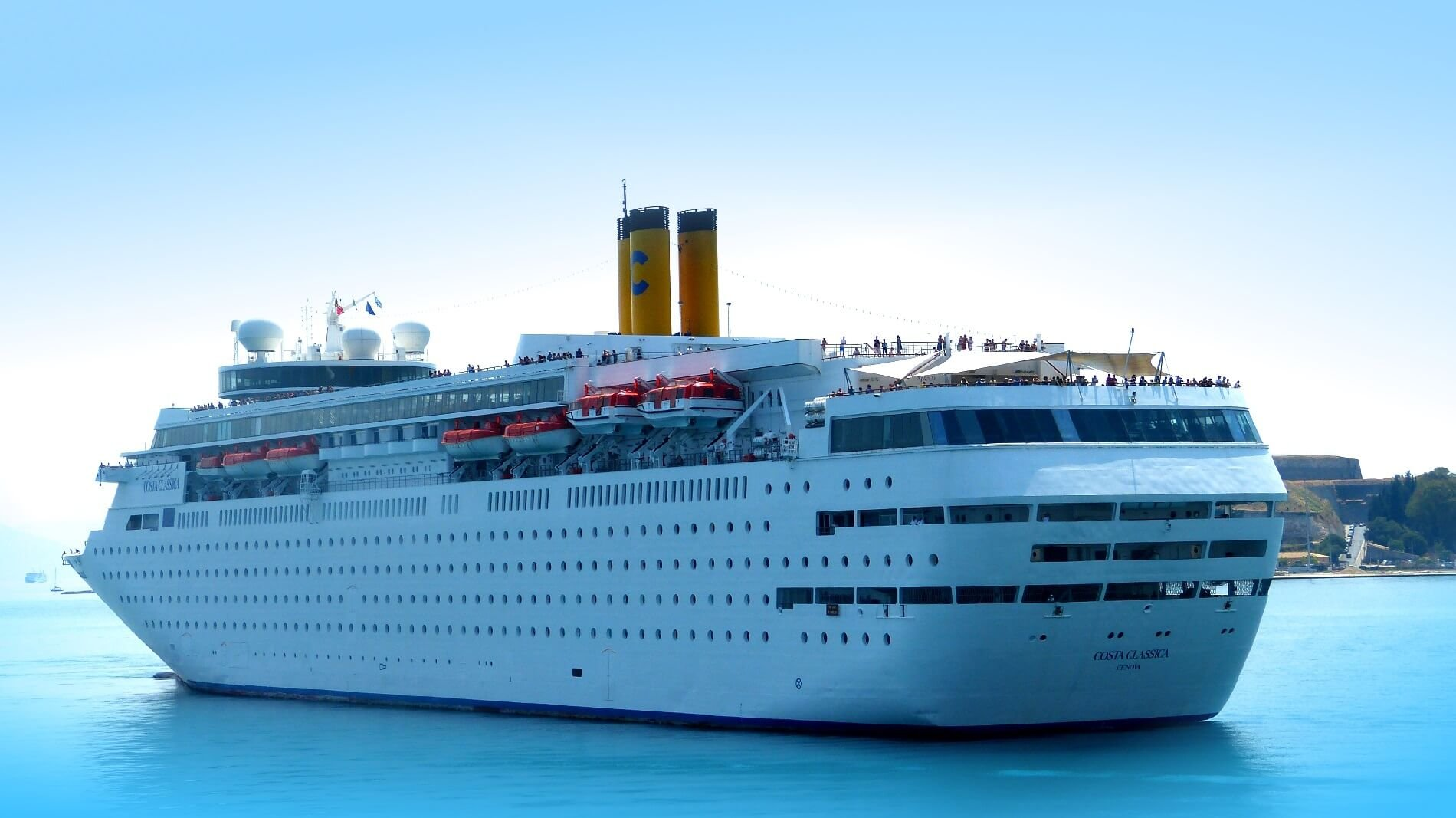 The First Cruise Ship Between Mumbai Maldives Will Set Sail In - Cruise ships from india