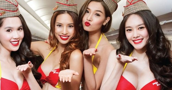 Vietnam's Controversial 'Bikini Airline' Is Going To Start Direct Flights To India