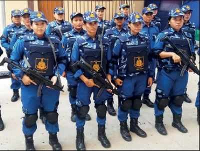 These Women Made History By Being India\'s First All-Woman SWAT Team ...