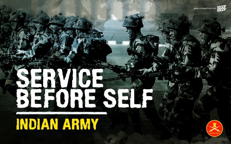 These 33 Mottos Of Indian Armed Forces Units Will Fill You With
