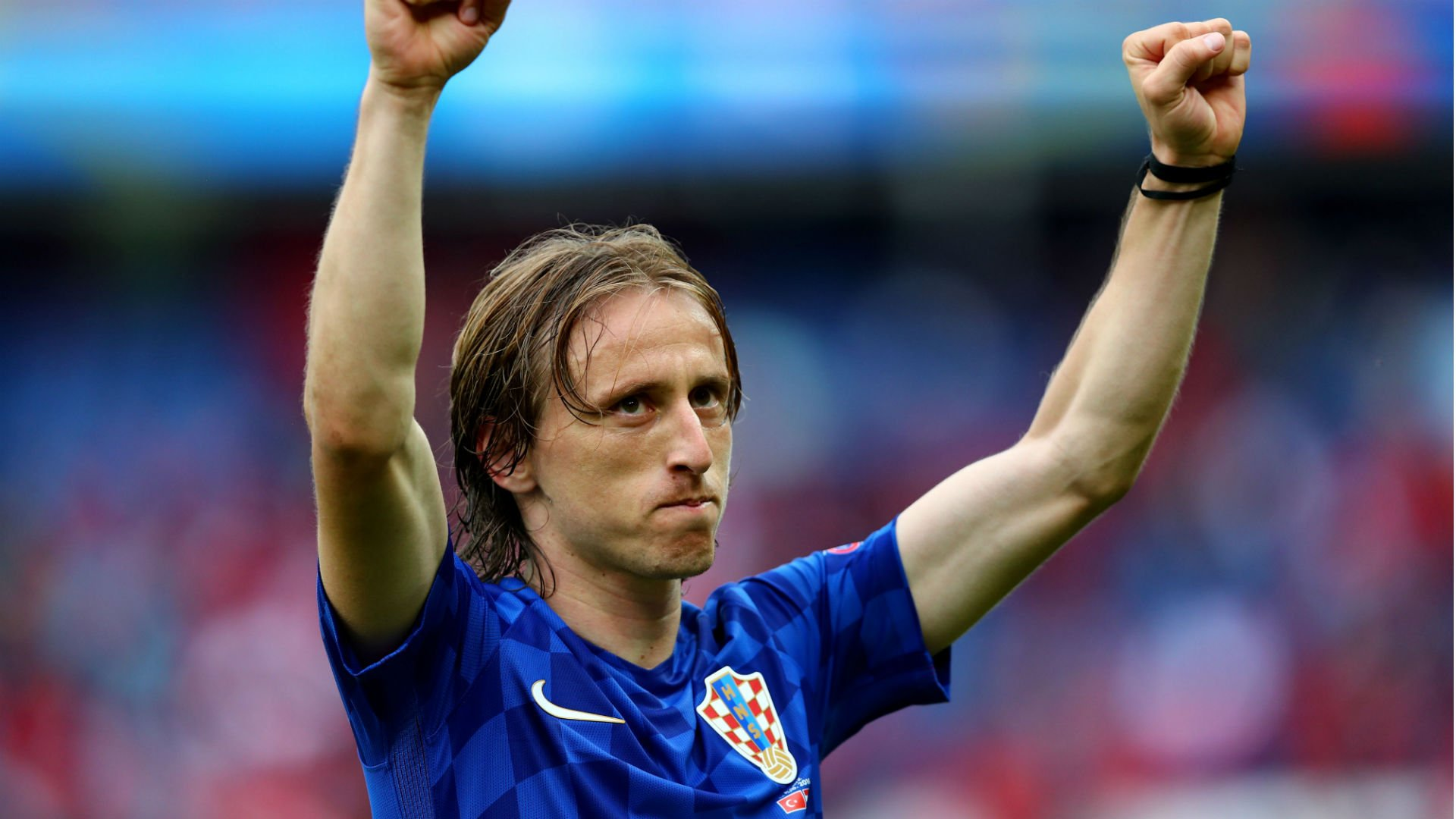 Luka Modric From Dodging Bombs To Dodging Tackles The Story