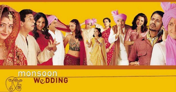 monsoon wedding characters