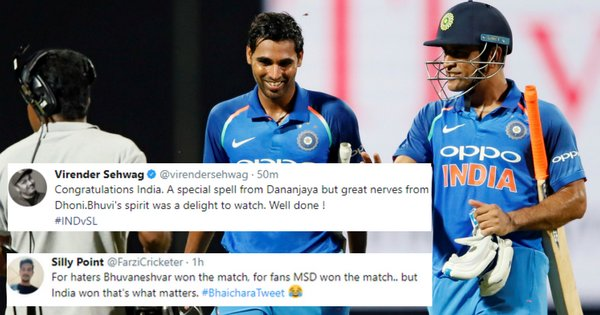 Image result for when india lost hope but dhoni won the match