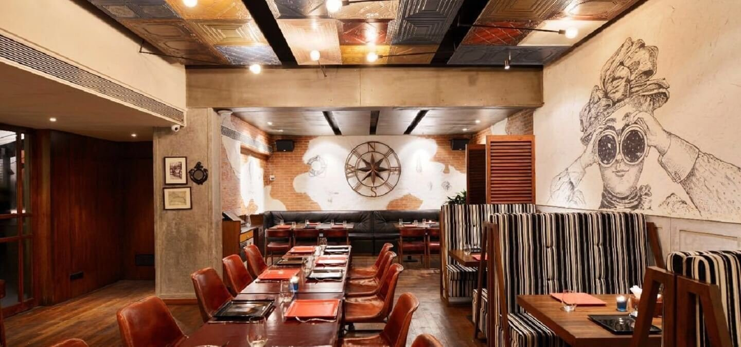Awe Inspiring 21 New Restaurants In Mumbai That You Must Try Once Interior Design Ideas Oxytryabchikinfo