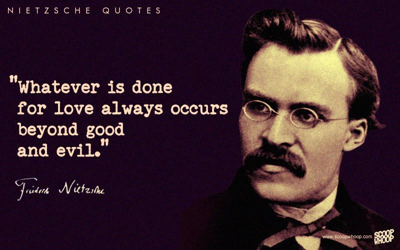 Prominent Philosophers Of All Time And Left More Than A Fair Share Of Memorable Quotes In His Wake Here Are Some Of Nietzsches Most Famous Quotes