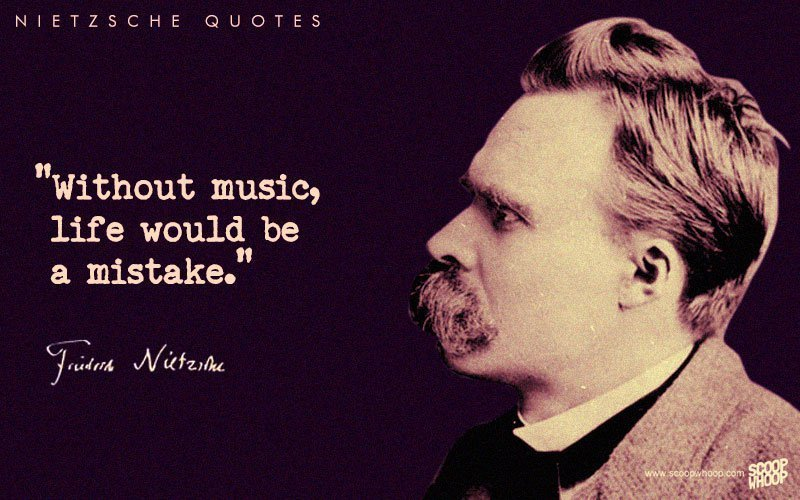 Most Famous Quotes | 20 Quotable Quotes By Friedrich Nietzsche That Never Fail To Leave A