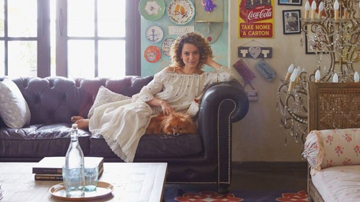 Kangana's Home Is A Perfect Reflection Of Her Personality: Bold, Quirky and Unapologetic