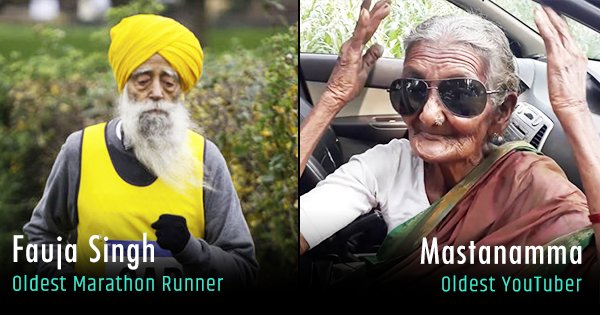 10 Of The Oldest People In The World Who Are Breaking Records Teaching Us All How To Life