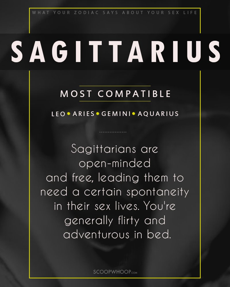 Zodiac sexuality traits aries