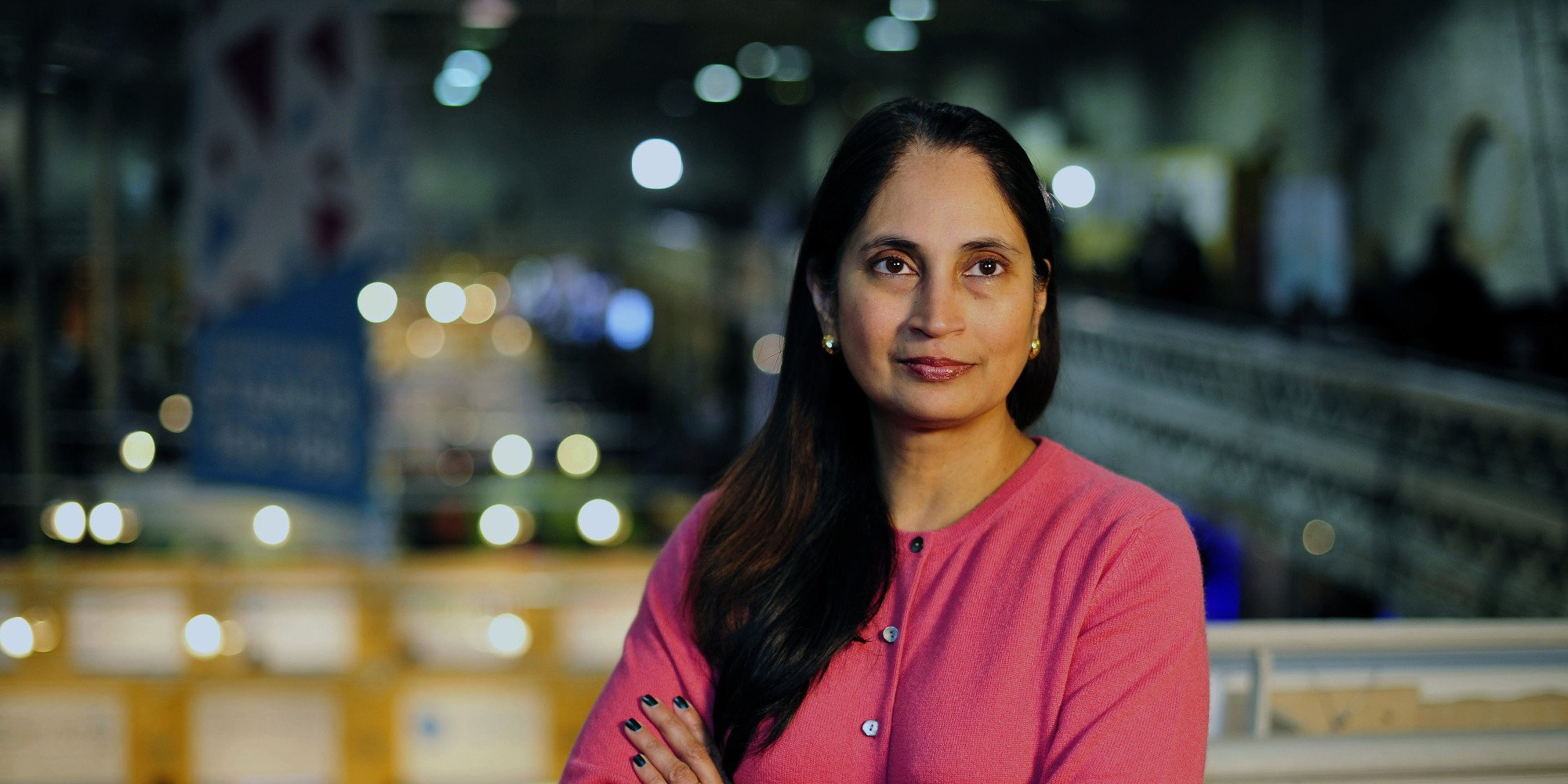 Meet Padmasree Warrior, the Woman Who Is Shattering Gender Stereotypes in Technology