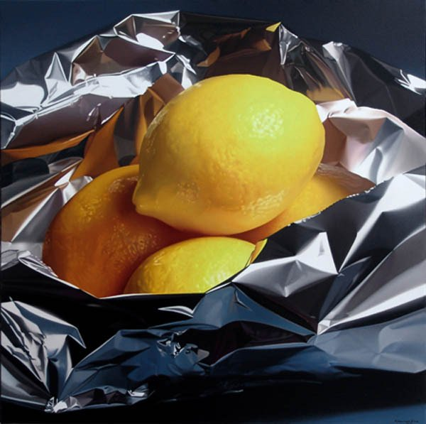 15 Hyperrealistic Paintings That You'll Have To See Twice To Believe They Are Not Photos