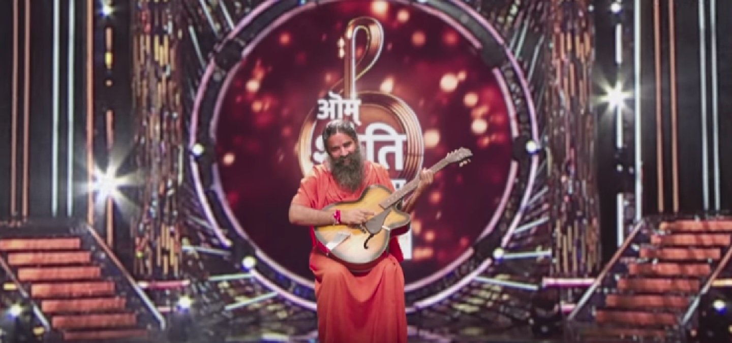 Baba Ramdev Is Here With A Bhajan Reality Show & We Don't Know How