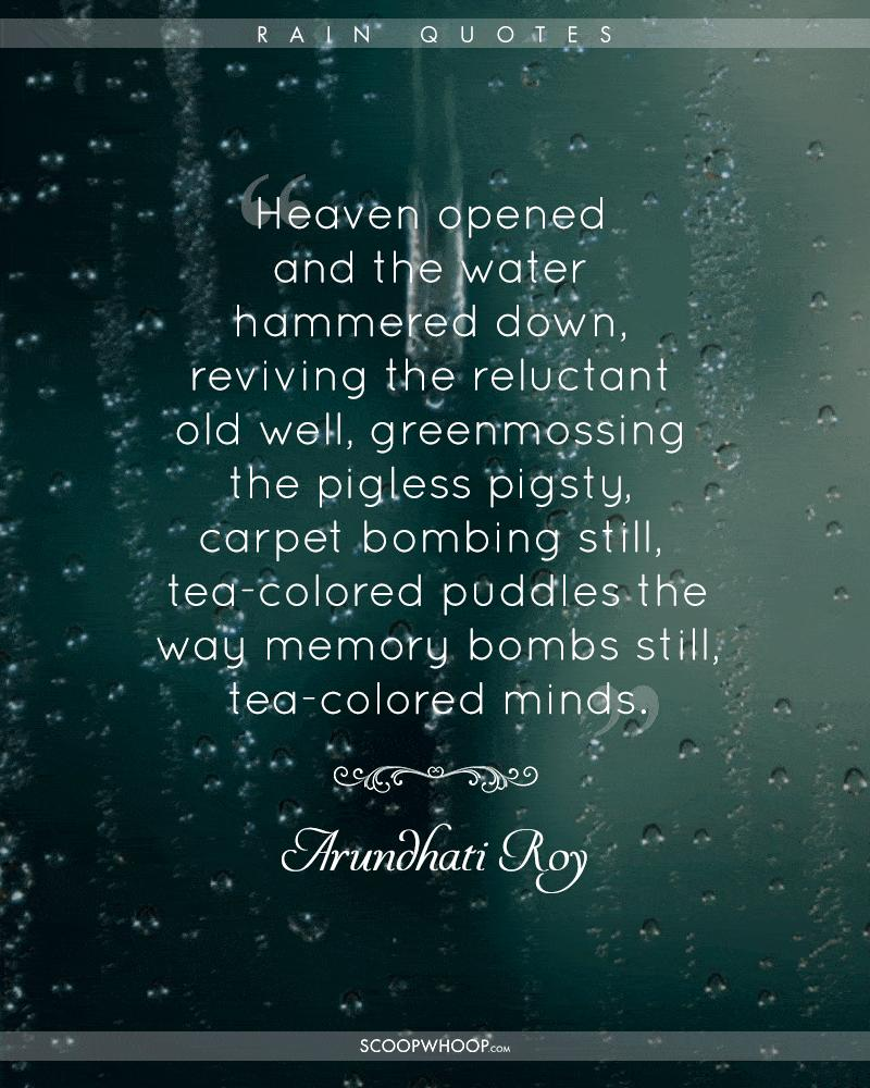 beautiful quotes about the rain that perfectly capture our love