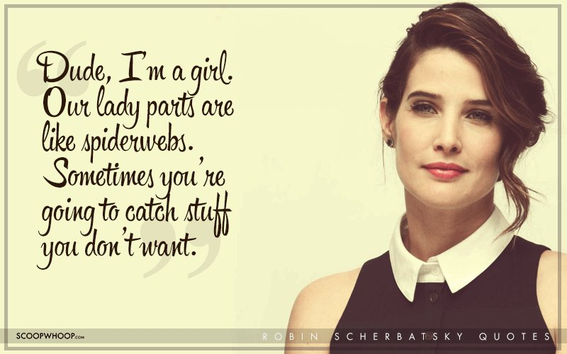 Kickass female quotes