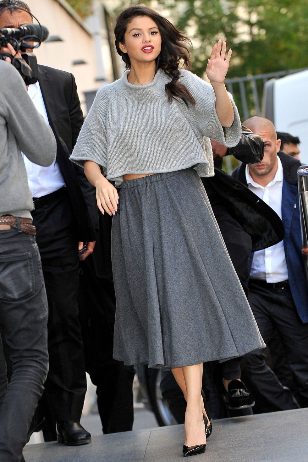 11 Times Selena Gomez S Street Style Was Totally On Point