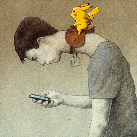 30 Profound Illustrations Thatll Make You Think Twice About The Way